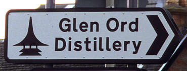 Glen Ord street sign uploaded by Ben, 04. Mar 2015