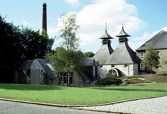 The Strathisla distillery