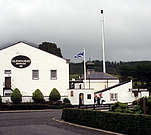 The Glengoyne distillery is the most southern distillery of the Scottish Highlands. The Distillery was founded in 1833 by a local farmer called George Connell. It is an hour north west of Glasgow.