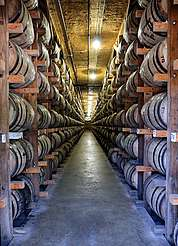 George Dickel warehouse uploaded by Ben, 09. Jun 2015