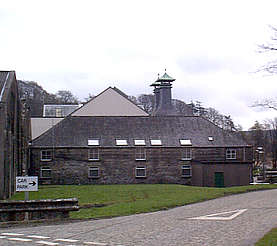 Strathmill warehouse with kilns uploaded by Ben, 29. Apr 2015