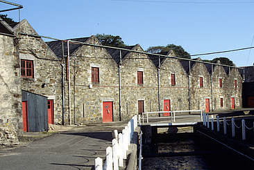 Glendronach warehouses uploaded by Ben, 09. Mar 2015