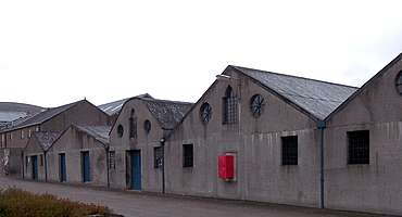 Glenlivet warehouses uploaded by Ben, 23. Mar 2015