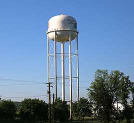 Wild Turkey water tank uploaded by Ben, 29. Jun 2015