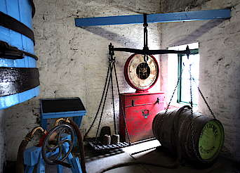 Kilbeggan cask filling uploaded by Ben, 18. May 2015