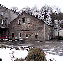 Dailuaine distillery uploaded by Ben, 17. Feb 2015