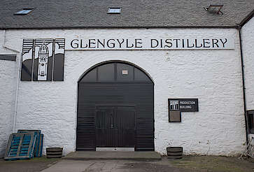 Glengyle production building uploaded by Ben, 23. Feb 2016