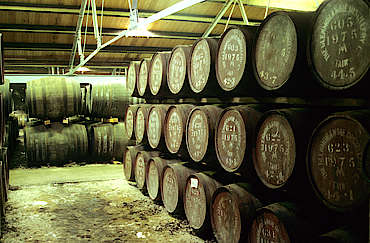 Glenmorangie inside the warehouse uploaded by Ben, 24. Mar 2015