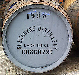 Glengoyne cask uploaded by Ben, 18. Mar 2015