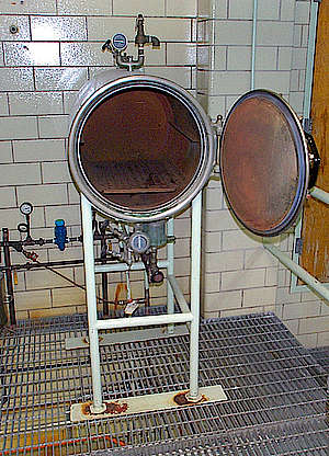 The Autoclave at the Early Times distillery