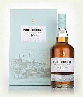 Port Dundas 52 Year Old 1964 (Special Release 2017)
