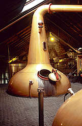 Speyside pot still uploaded by Ben, 11. May 2015