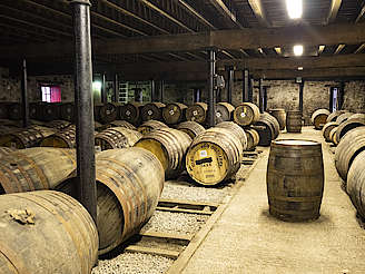 Glendronach dunnage warehouse uploaded by Ben, 10. Dec 2018