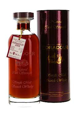 Edradour Decanter Sherry cask