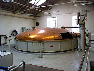 Balmenach mash tun uploaded by Ben, 10. Feb 2015