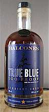 Balcones True Blue 100 Proof