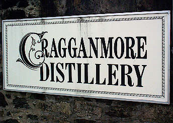 Cragganmore company sign uploaded by Ben, 17. Feb 2015