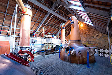 Speyside Pot Stills uploaded by Ben, 22. Nov 2019