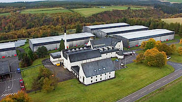 Auchroisk distillery uploaded by Ben, 17. Nov 2017