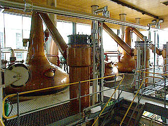 Macallan wash stills and condensers uploaded by Ben, 15. Apr 2015