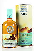 Bruichladdich 3D3 The Norrie Campbell Tribute Bottling