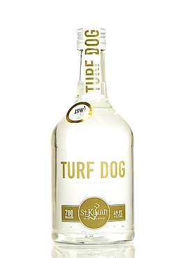 White Dog Turf Dog