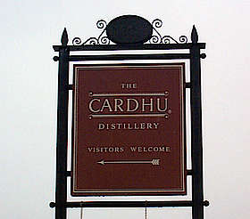 Cardhu company sign uploaded by Ben, 16. Feb 2015