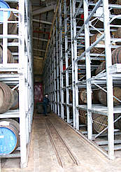 Macallan inside the new warehouse uploaded by Ben, 15. Apr 2015