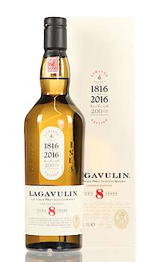 Lagavulin 200th Anniversary Limited Edition