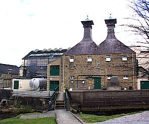 Strathmill kilns and still house uploaded by Ben, 29. Apr 2015