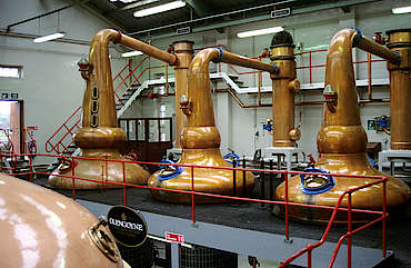 Glengoyne pot stills uploaded by Ben, 18. Mar 2015
