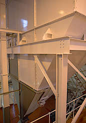 Bunnahabhain malt conveyor uploaded by Ben, 25. Jan 2016