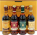 Glenmorangie Tasting Set 43.75% 4x100ml