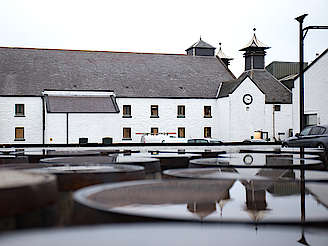 Laphroaig malting and kilns uploaded by Ben, 15. Feb 2016