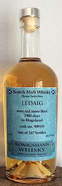 Ledaig Home Selection