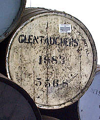 Glentauchers cask uploaded by Ben, 24. Mar 2015