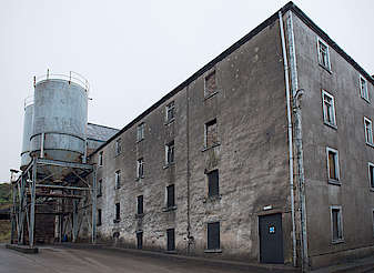 Bunnahabhain warehouse uploaded by Ben, 25. Jan 2016
