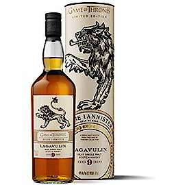Lagavulin House Lannister- Game of Thrones