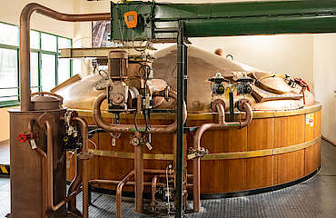 Cragganmore mash tun uploaded by Ben, 13. Dec 2019