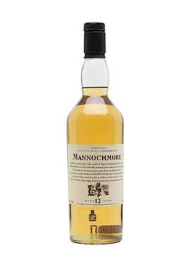 Mannochmore 12 Year Old Sample