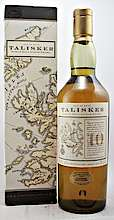 Talisker Map label
