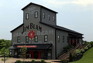 Jim Beam stillhouse uploaded by Ben, 22. Jun 2015