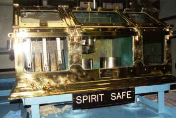 Glencadam spirit safe uploaded by Ben, 03. Mar 2017