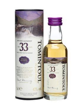 Tomintoul Special Reserve